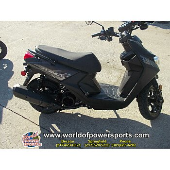 2019 Yamaha Zuma 125 for sale 200648956