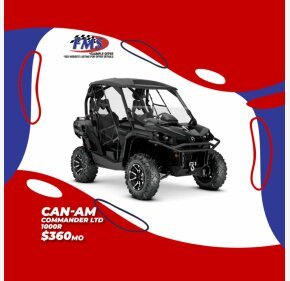 2020 Can-Am Commander 1000R for sale 200897388