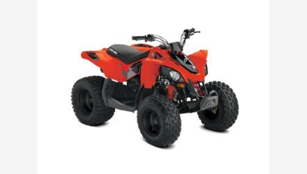 2020 Can-Am DS 70 for sale 200919450
