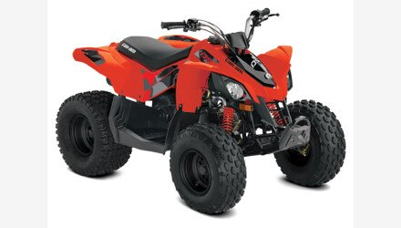 2020 Can-Am DS 90 for sale 200811481