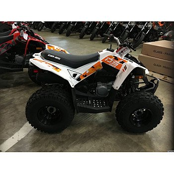 2020 Can-Am DS 90 for sale 200845236