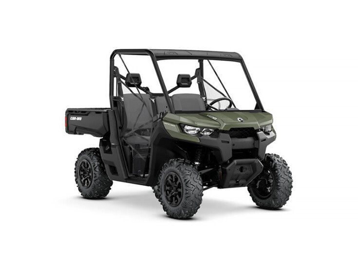 2020 Can-Am Defender DPS HD10 specifications