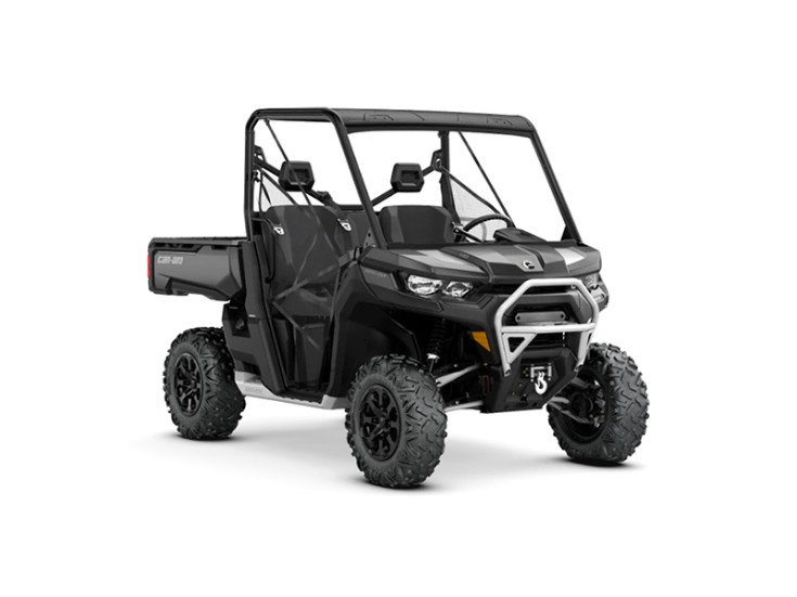 2020 Can-Am Defender XT-P HD10 specifications