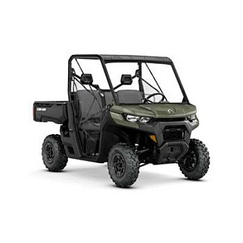 2020 Can-Am Defender DPS HD10 for sale 200818543