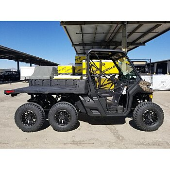 2020 Can-Am Defender 6X6 DPS HD10 for sale 200820146