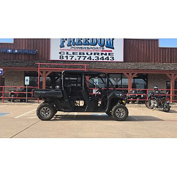 2020 Can-Am Defender Max Lone Star for sale 200832114