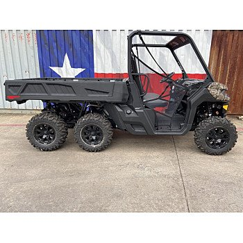 2020 Can-Am Defender 6X6 DPS HD10 for sale 200935854