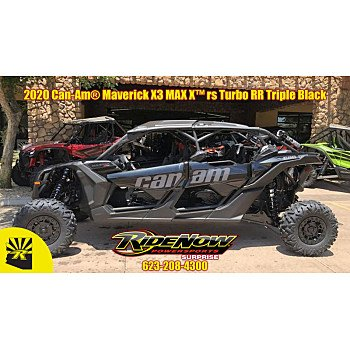 2020 Can-Am Maverick MAX 900 DS Turbo R for sale 200808304