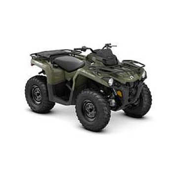 2020 Can-Am Outlander 450 for sale 200821142