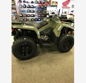 2020 Can-Am Outlander 450 for sale 200821514