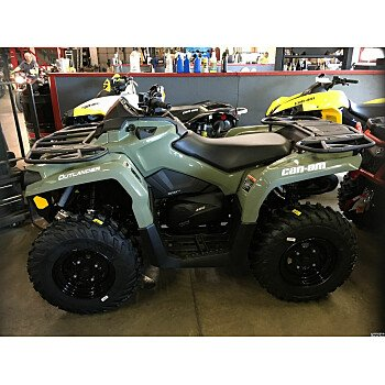 2020 Can-Am Outlander 450 for sale 200821530