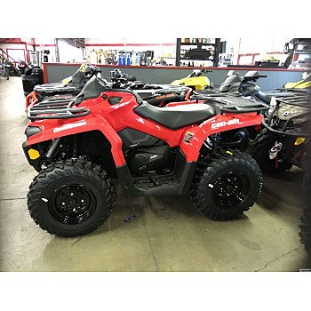 2020 Can-Am Outlander 450 for sale 200821555