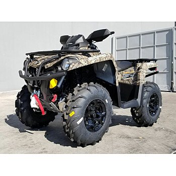 2020 Can-Am Outlander 450 Mossy Oak Hunting Edition for sale 200833846