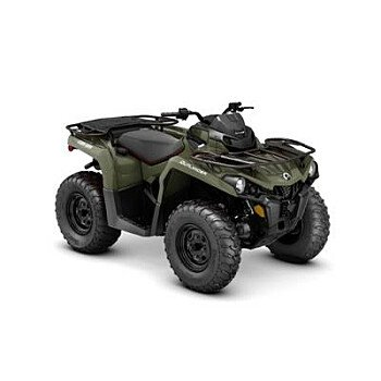 2020 Can-Am Outlander 450 for sale 200853015