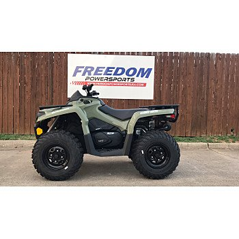 2020 Can-Am Outlander 570 for sale 200832458