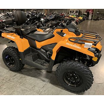 2020 Can-Am Outlander MAX 570 for sale 200792424