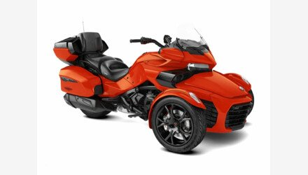 2020 Can-Am Spyder F3 for sale 200901272