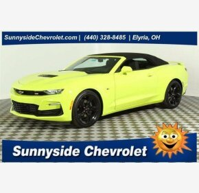 2020 Chevrolet Camaro for sale 101186216