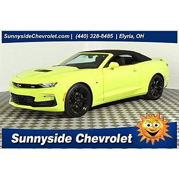 2020 Chevrolet Camaro for sale 101186216