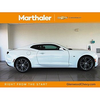 2020 Chevrolet Camaro SS Coupe w/ 2SS for sale 101186954