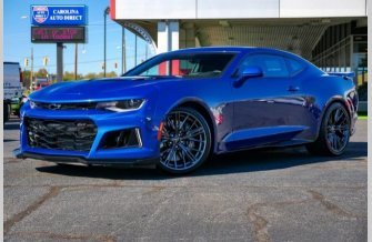 2020 Chevrolet Camaro for sale 101231261