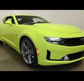 2020 Chevrolet Camaro Coupe for sale 101250785