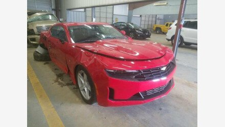 2020 Chevrolet Camaro Coupe for sale 101284121