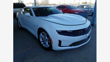 2020 Chevrolet Camaro Coupe for sale 101286995