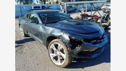 2020 Chevrolet Camaro SS Coupe w/ 2SS for sale 101305679