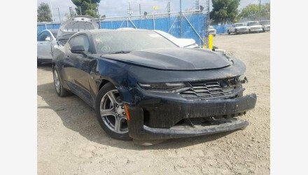 2020 Chevrolet Camaro Coupe for sale 101306164