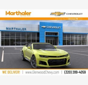 2020 Chevrolet Camaro for sale 101340959