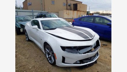 2020 Chevrolet Camaro Coupe for sale 101359743