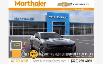 2020 Chevrolet Camaro SS for sale 101361532