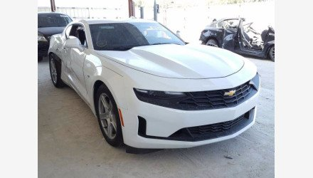 2020 Chevrolet Camaro Coupe for sale 101361678