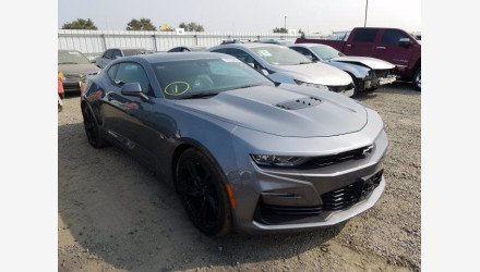 2020 Chevrolet Camaro SS Coupe w/ 2SS for sale 101380977