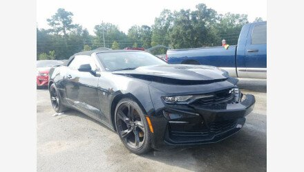 2020 Chevrolet Camaro SS Convertible w/ 2SS for sale 101383032
