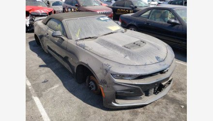 2020 Chevrolet Camaro SS Convertible w/ 2SS for sale 101395157