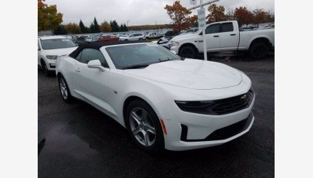 2020 Chevrolet Camaro Convertible for sale 101399151