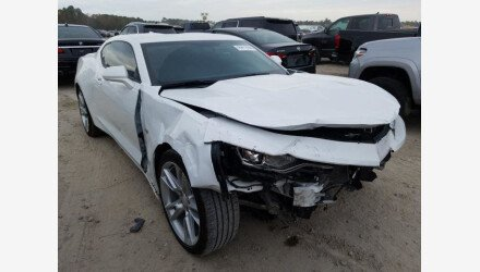 2020 Chevrolet Camaro Coupe for sale 101407702
