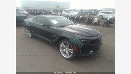 2020 Chevrolet Camaro Coupe for sale 101409034
