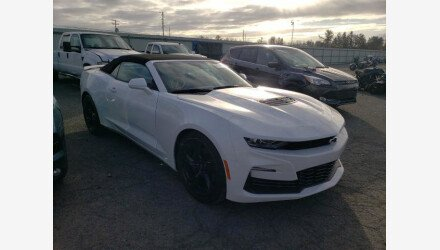 2020 Chevrolet Camaro SS Convertible w/ 2SS for sale 101409812