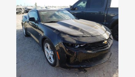2020 Chevrolet Camaro Coupe for sale 101411253