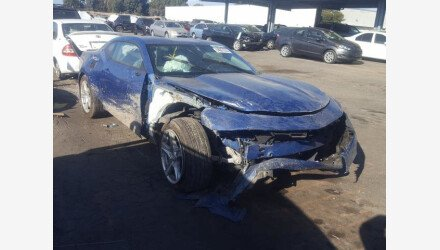 2020 Chevrolet Camaro Coupe for sale 101411271