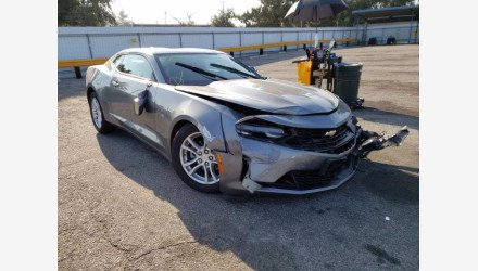 2020 Chevrolet Camaro Coupe for sale 101413797