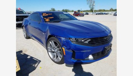 2020 Chevrolet Camaro Coupe for sale 101414530