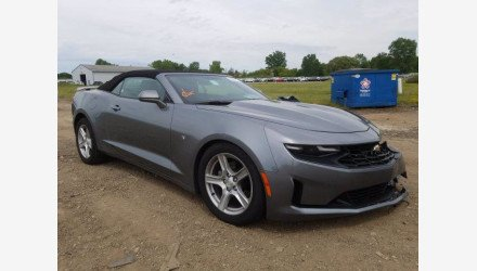2020 Chevrolet Camaro Convertible for sale 101438573