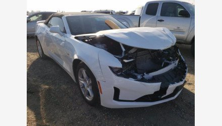 2020 Chevrolet Camaro Convertible for sale 101438603