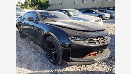 2020 Chevrolet Camaro Coupe for sale 101463938