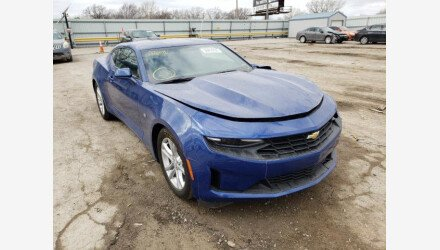 2020 Chevrolet Camaro Coupe for sale 101487615