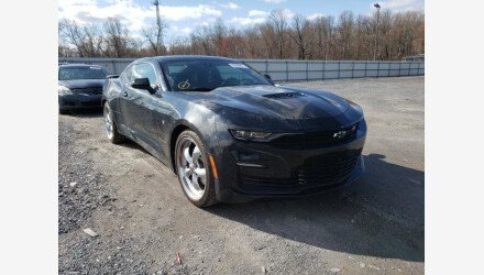 2020 Chevrolet Camaro SS Coupe w/ 2SS for sale 101488394